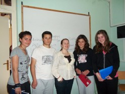 My British Council Comenius Assistantantship teaching English (TEFL) in a Greek high school