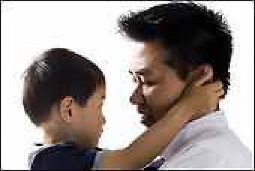 """Don't Forget to tell your child  """"I Love You."""""""