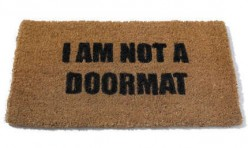 Self Worth - Don't Be a Doormat