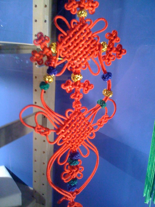 Chinese Knot Art