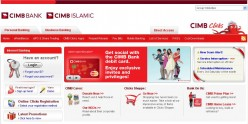 The Basics of Internet Banking using CIMB Clicks