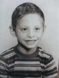 My brother James when he was little. He was so cute.