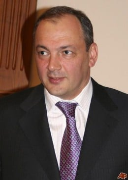 Magomedsalam M Magomedov, President of Dagestan