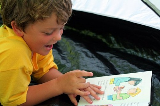Reading IS fun. Does your child know that?