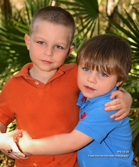 Brothers:  Dallas and John