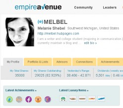 Leveraging Empire Avenue, A Powerful Social Networking Strategy