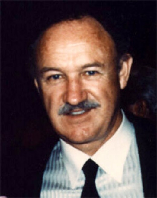 Gene Hackman circa 1989