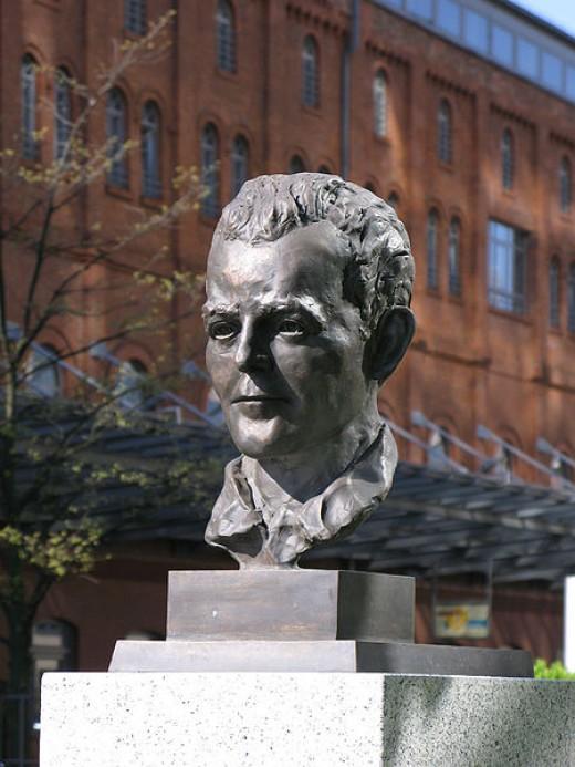 Bust of Georg Elser
