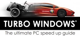 "Speed up your PC with ""Turbo Windows"""