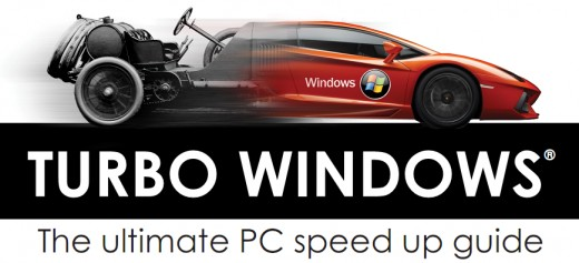 """Speed up your PC with """"Turbo Windows"""""""