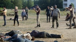How Will Hershel Deal with the Massacre of His Zombie Kin?
