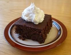 Gingerbread - My Grandma's Recipe