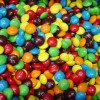 20 things you can do with a package of m&m's.