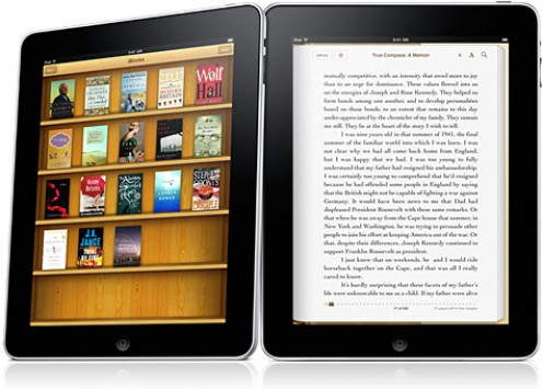 Enjoy the Vast Library of the iBookstore