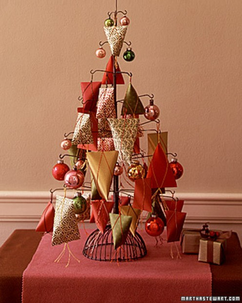 This was for party favors, but wouldn't it make a great Advent Calendar?