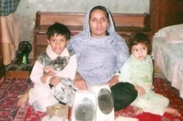 Asia and 2 of her children whom she loves and is separated from