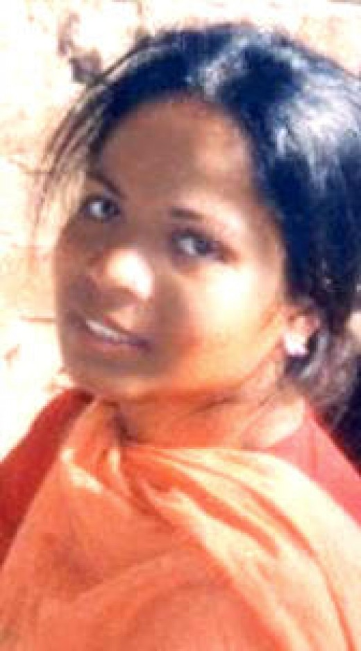 The innocent Asia Bibi, also known as Noreen