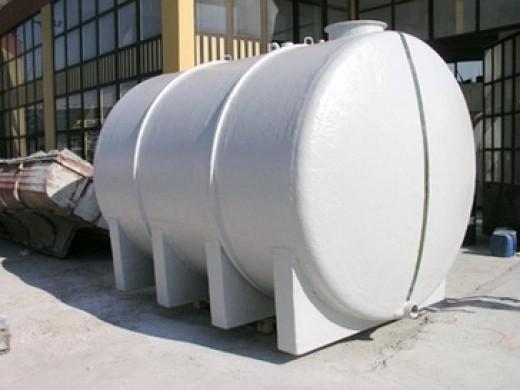 Fiberglass Septic Tank