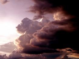 Storm--ever a symbol of death and doom.