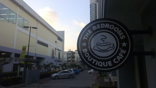 Bedroom Hotel coffee shop has aspirations to 'Starbucks' ?