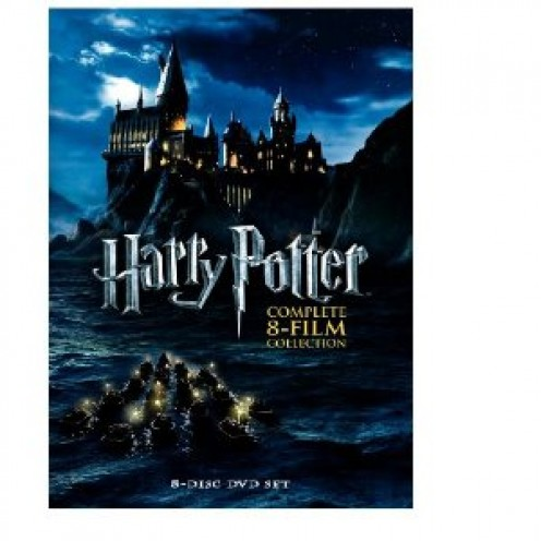 This will be the last standard box set released by Warner Brothers of the Harry Potter movies