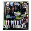 Monster High Create-A-Monster Vampire and Sea Monster Starter Set