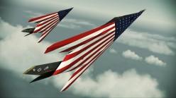 "F-117A ""Stars and Stripes"" DLC Skin"