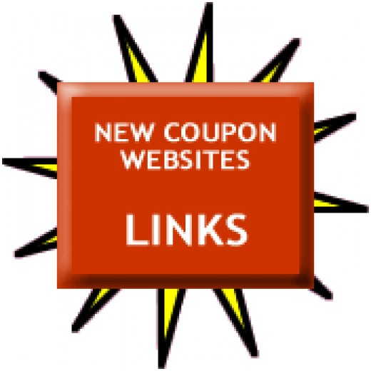 Links for Coupon websites