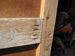 Kreg Jig used to build strong barn doors