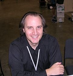 Author Dan Wells