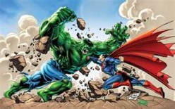 Can The Hulk Really Defeat Superman In A Fight?: (An Exercise in Fanciful Speculation)