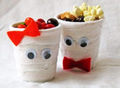 yummy mummy cups craft