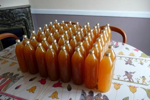 Home made juice