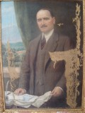 Portrait of Robert Thorne Coryndon and the Restoration of His a Damaged Portrait