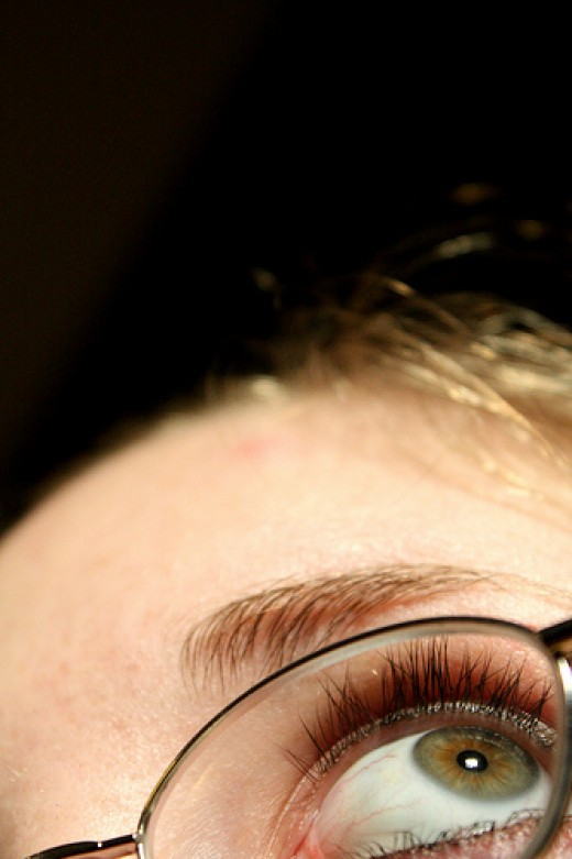 Eye exercises can help to prevent vision loss
