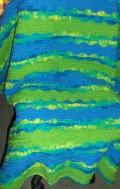 Ocean Blanket to Crochet