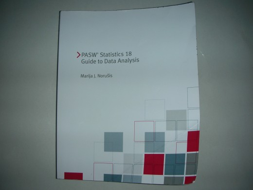 PASW Statistics 18: Front cover