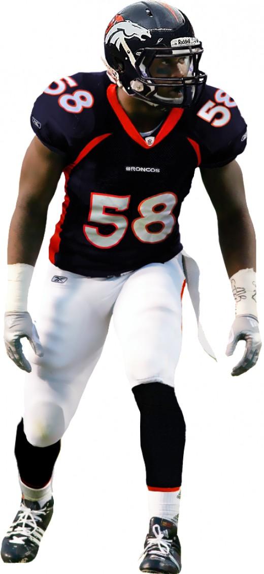 Von Miller is Pro Bowl bound in his rookie season