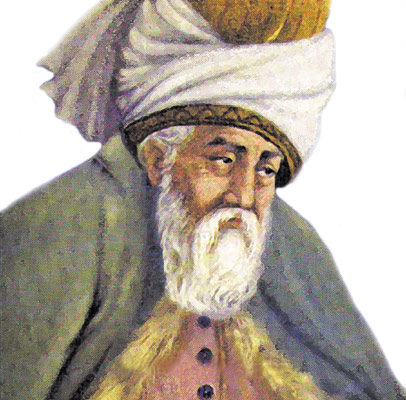 """Out beyond ideas of wrong-doing and right-doing, there is a field. I will meet you there."" - Jalal al-Din Rumi"