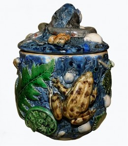 Ornamental Ceramic Work of Palissy