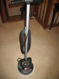 The Oreck XL - Carpet Cleaning Machine Review