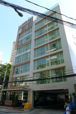 Amora Neoluxe Hotel in Bangkok Review