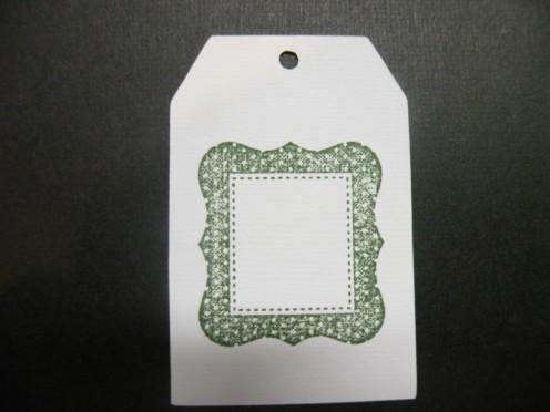 Green imprint