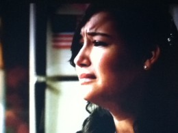 Santana faces the hurdle of coming out to her family, and struggles to accept the glee club's well-meant lesson plan.