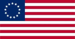 Everyone knows the legendary Betsy Ross Flag, after making it Betsy was living in a country that didn't allow her the right to vote... shouldn't women find that offensive?