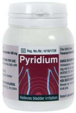 Pyridium Medication And Alcohol