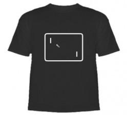 The geeks choice - Retro Pong T shirt