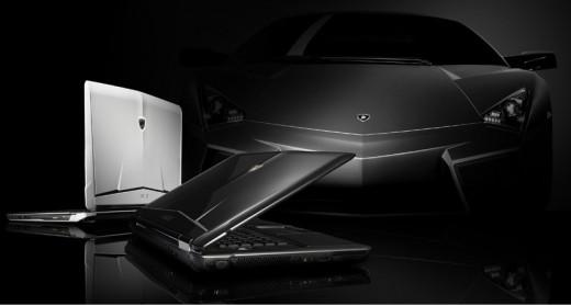 ASUS-LAMBORGHINI VX5 Laptop/Notebook