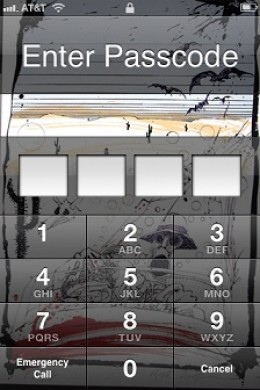 If you don't like your simple 4-digit passcode, change to a more complex passcode.