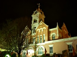 A landmark church.